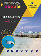 Online Magazine 1 Introducing People | Isla Mujeres